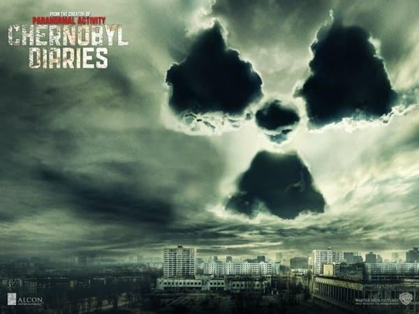 Horror Movie Review: Chernobyl Diaries (2012) - Games