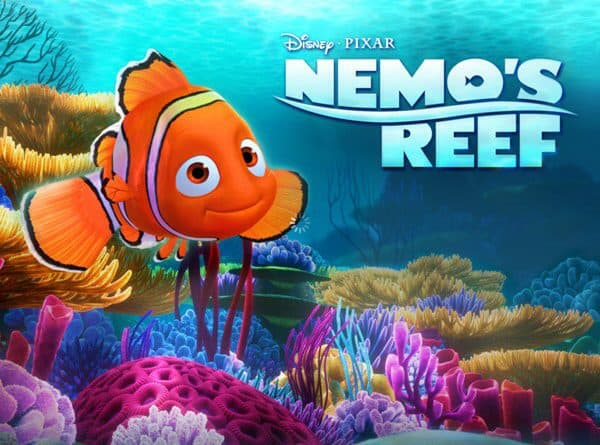 nemos reef no homework