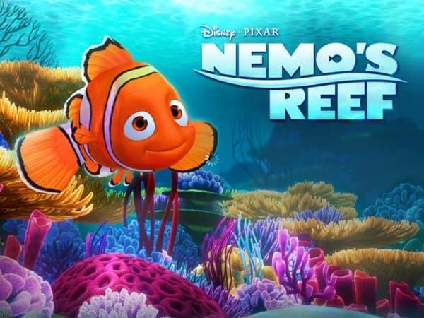 nemos reef homework
