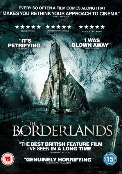 Movie Review: The Borderlands (2013) - Games, Brrraaains & A Head ...