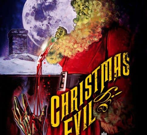Christmas Evil 1980.Horror Movie Review Christmas Evil 1980 Games