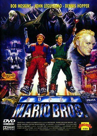 super mario bros movie 1993 yoshi