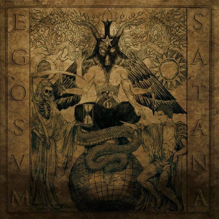 Album Review: Goat Semen – Ego Sum Sathana (Hell's Headbangers)