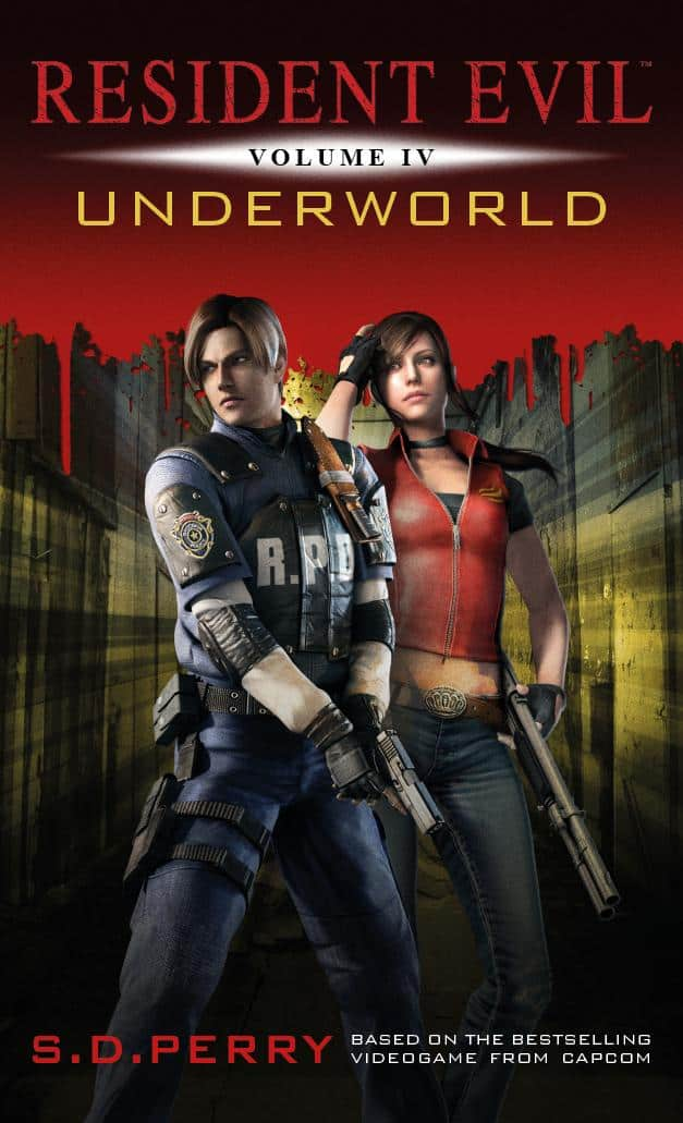 Game – Book Review: Resident Evil: Volume IV – Underworld