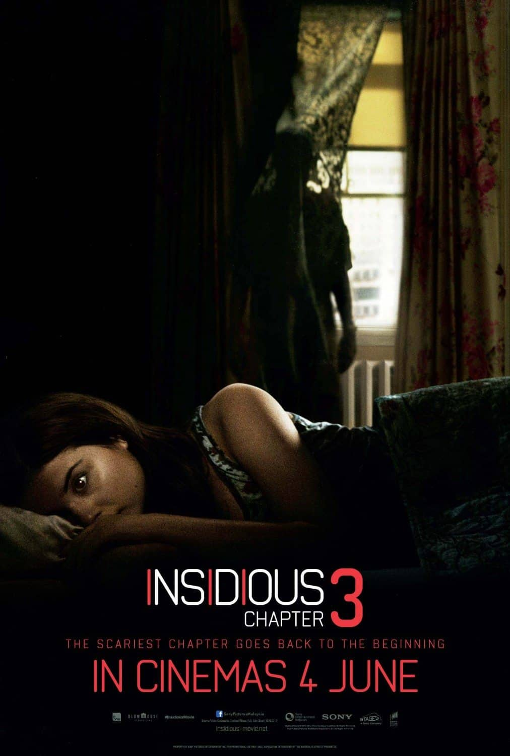Horror Movie Review: Insidious: Chapter 3 (2015)