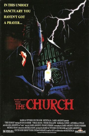 Horror Movie Review: The Church (1989) - Games, Brrraaains & A ...