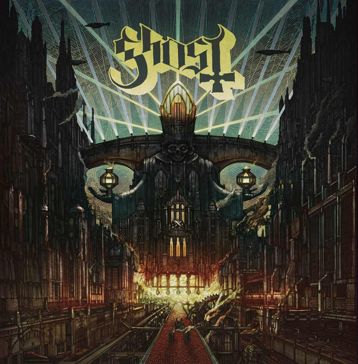 Album Review: Ghost – Meliora (Seven Four Entertainment)