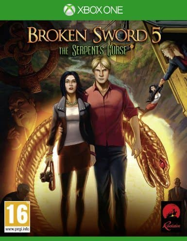 Game Review: Broken Sword 5: The Serpent's Curse (Xbox One)