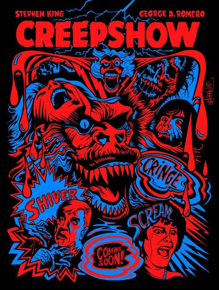 Horror Movie Review: Creepshow (1982)