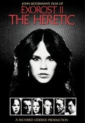 Horror Movie Review: The Exorcist II: The Heretic (1977)