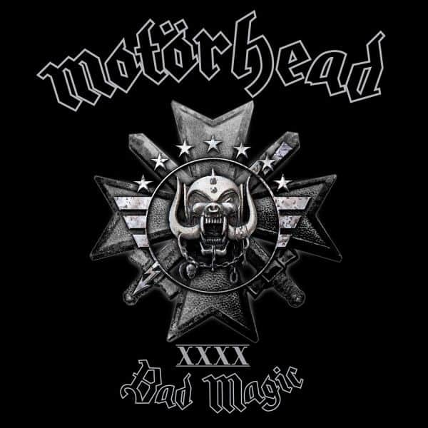 Album Review: Motorhead – Bad Magic (UDR)