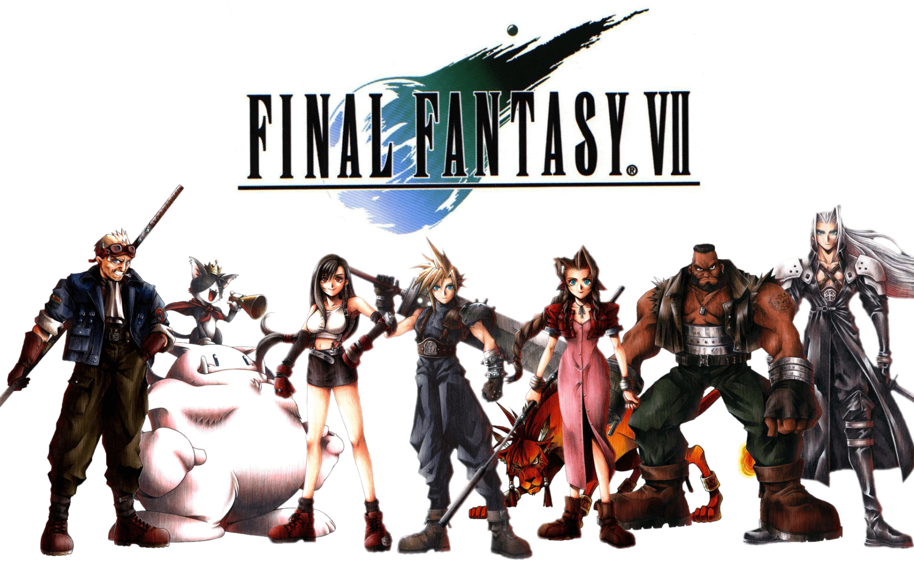 Top 10 Final Fantasy VII Moments