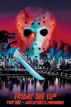 Horror Movie Review: Friday the 13th – Part VIII: Jason Takes Manhattan (1989)