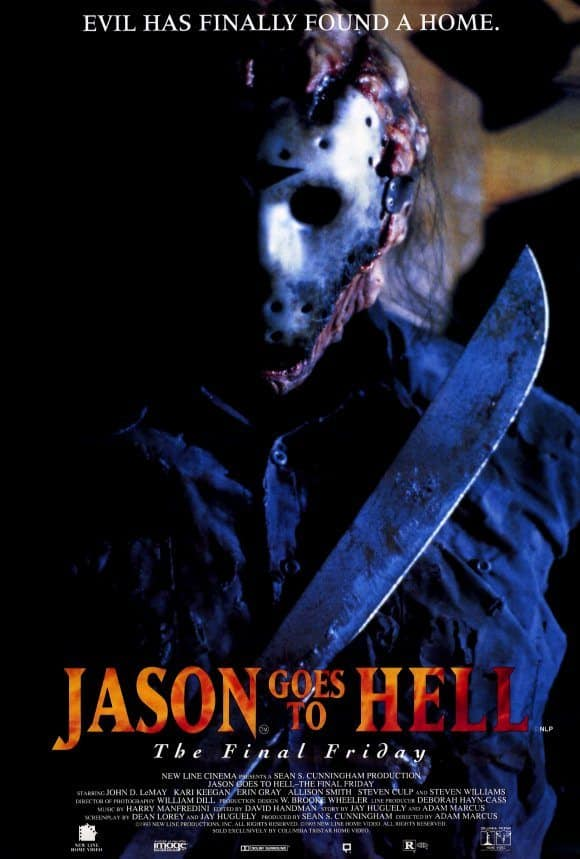 Horror Movie Review: Jason Goes to Hell: The Final Friday (1993)