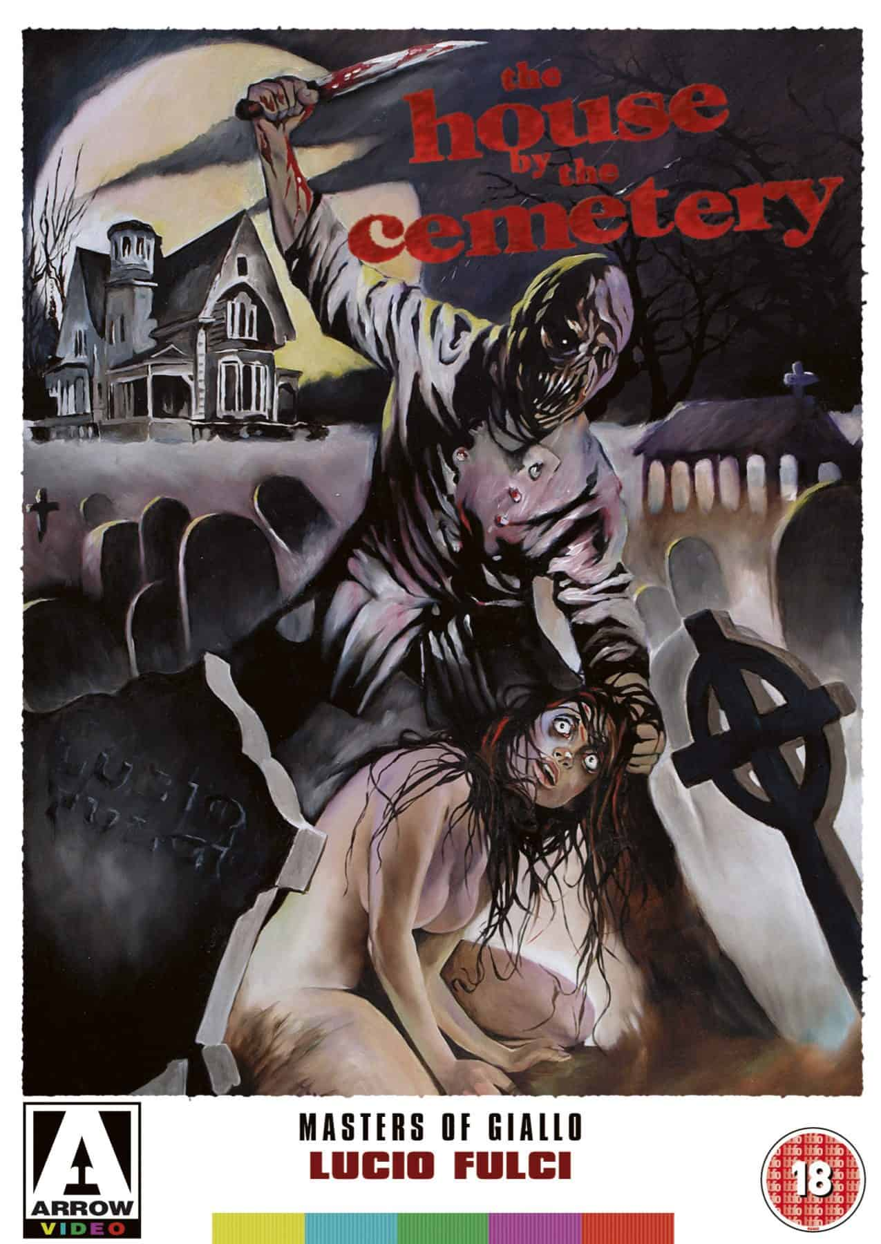 Horror Movie Review: The House By The Cemetery (1981)