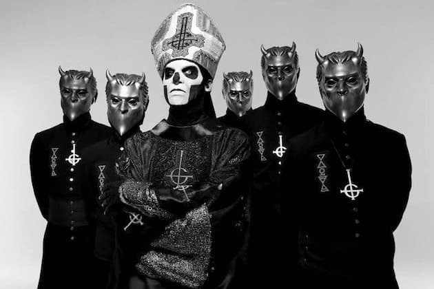 Live Review: Ghost @ The KOKO, London (21/12/15)