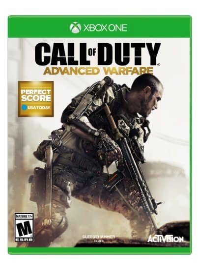 Game Review: Call Of Duty – Advanced Warfare (Xbox One)