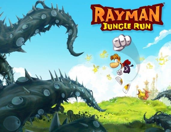 Game Review: Rayman Jungle Run (Mobile)
