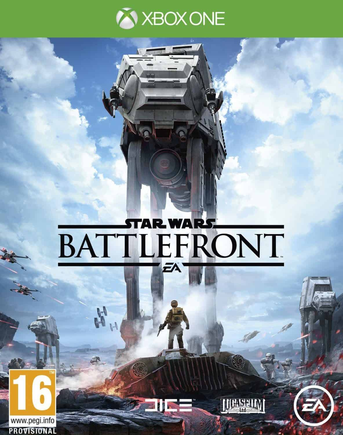 Game Review: Star Wars Battlefront (Xbox One)