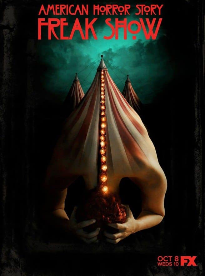 TV Series Review: American Horror Story – Freak Show