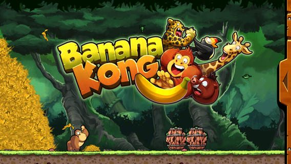 Mobile review: Banana Kong (Free to Play)