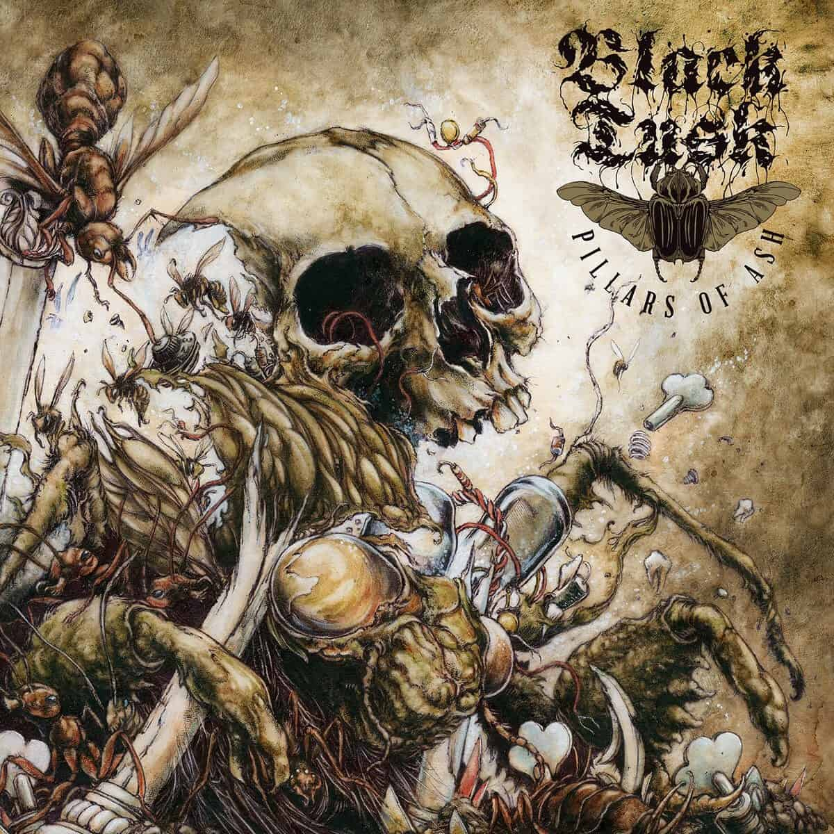 Album Review: Black Tusk – Pillars of Ash (Relapse Records)