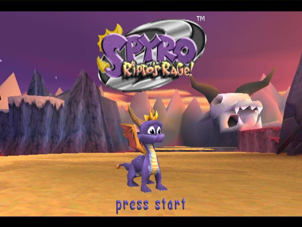 Game Review: Spyro 2: Ripto's Rage (PS1)