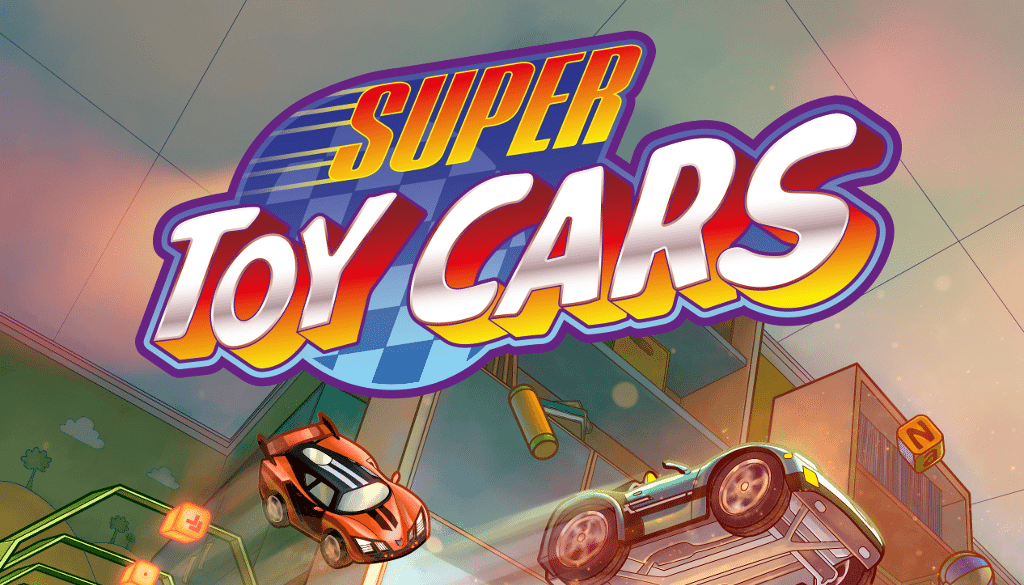 Game Review: Super Toy Cars (Xbox One)