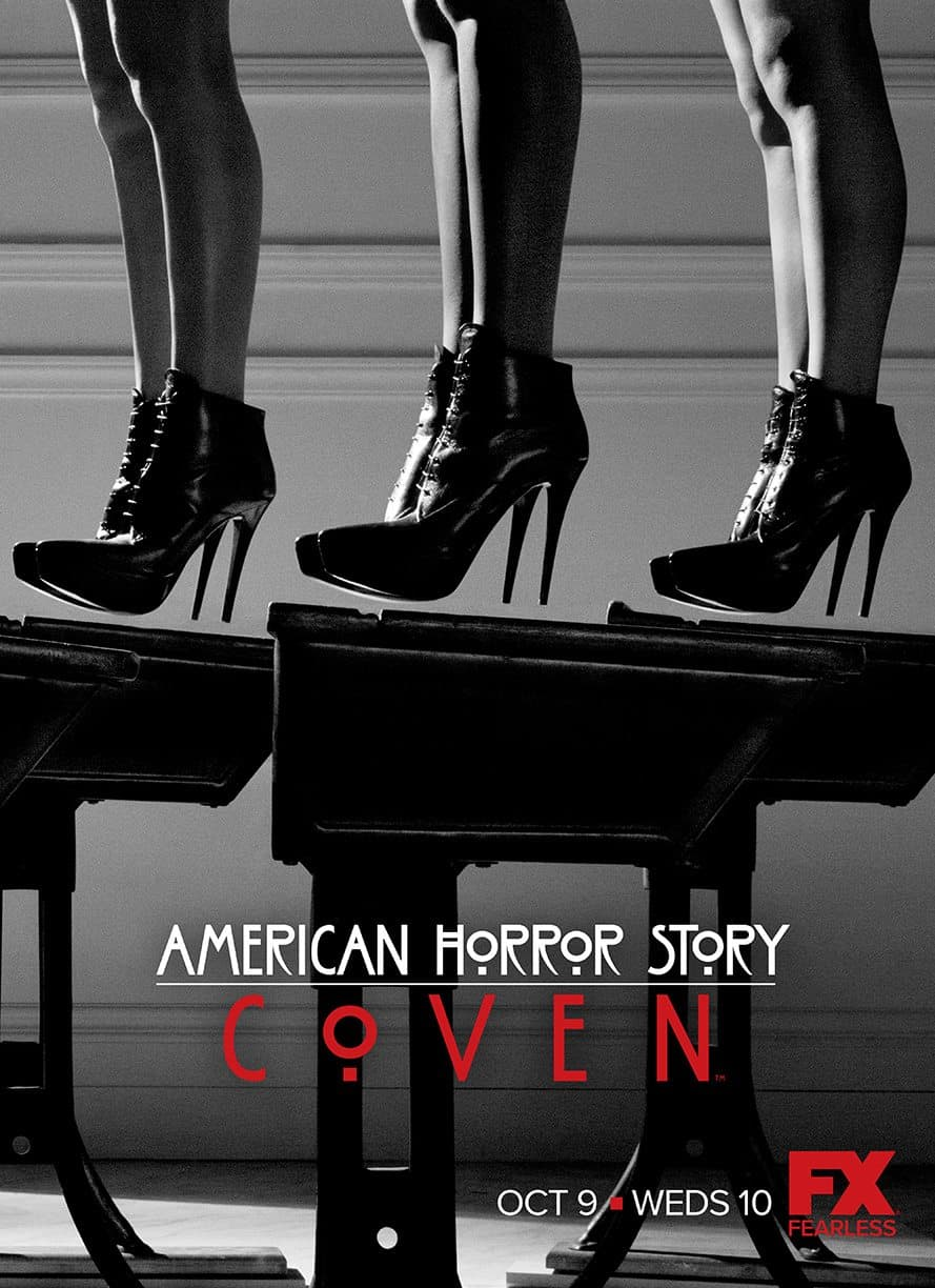 TV Series Review: American Horror Story – Coven
