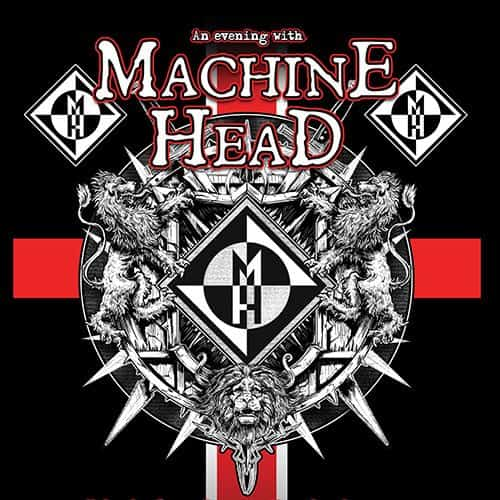 Live Review: An Evening with Machine Head @ The Eventim Apollo, Hammersmith (11/03/16)