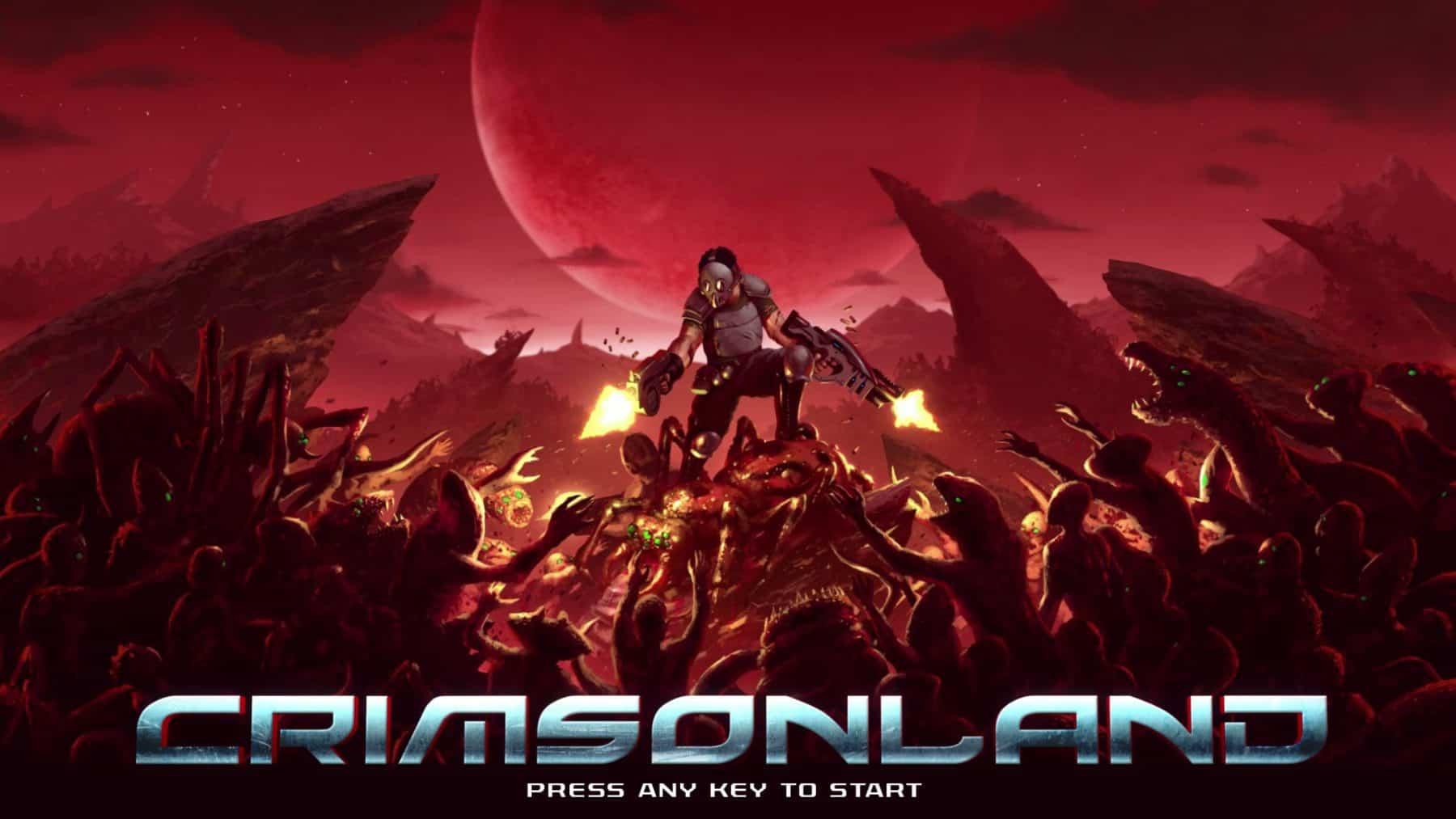 Game Review: Crimsonland (Xbox One)