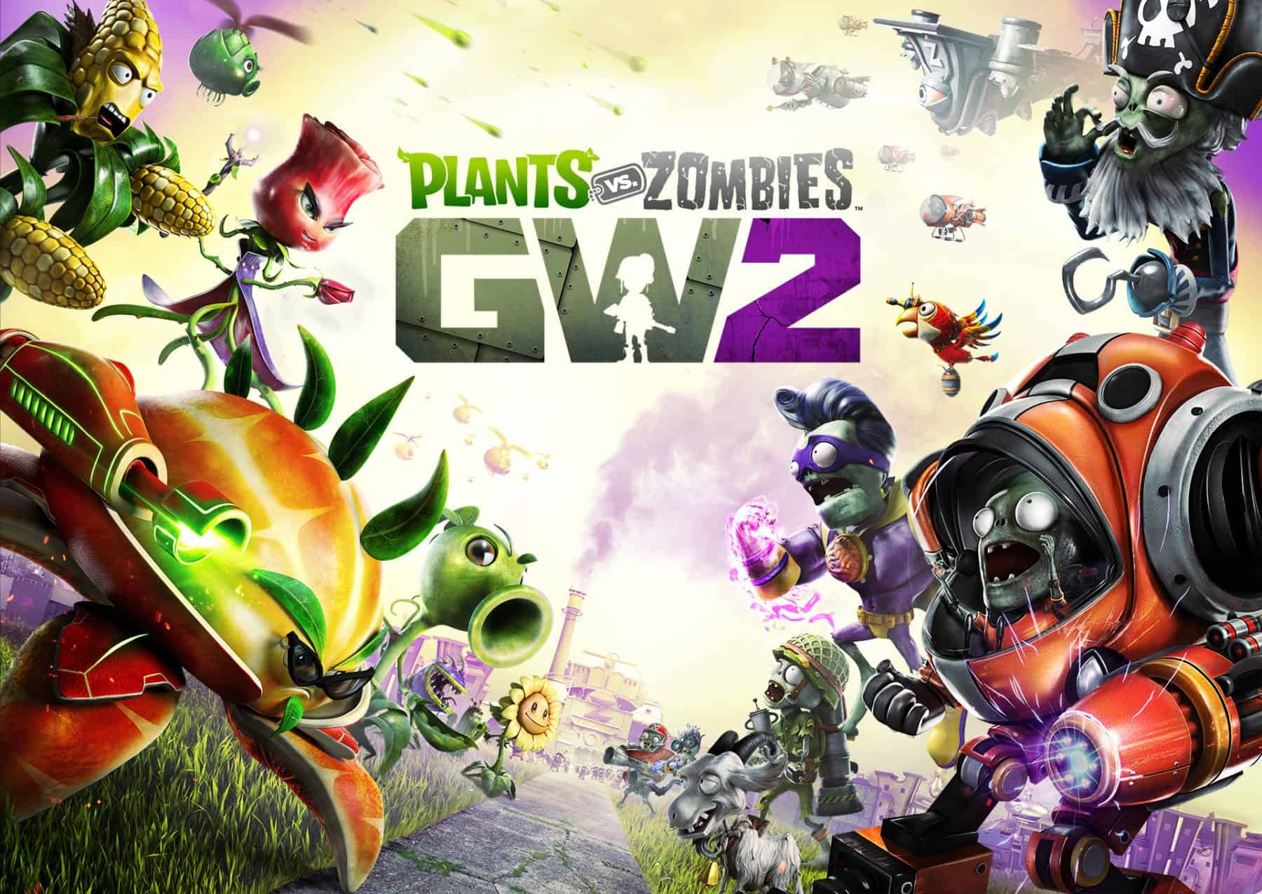 Game Review: Plants vs Zombies: Garden Warfare 2 (Xbox One)