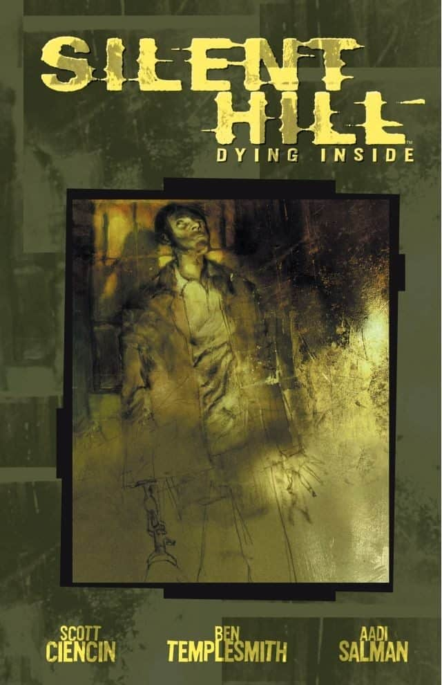 Comic Book Review: Silent Hill – Dying Inside