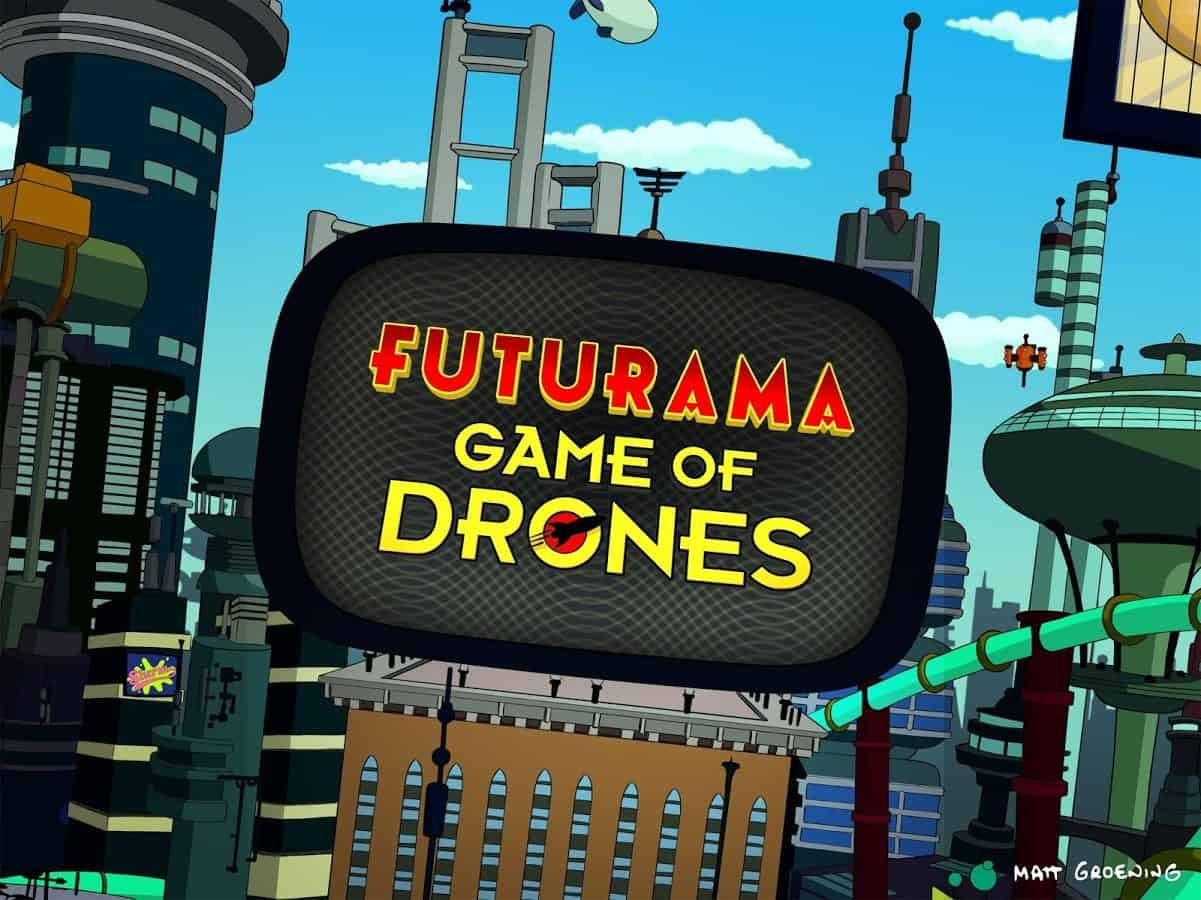 Game Review: Futurama – Game of Drones (Mobile – Free to Play)