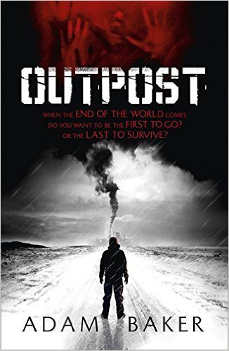 Horror Book Review: Outpost (Adam Baker)