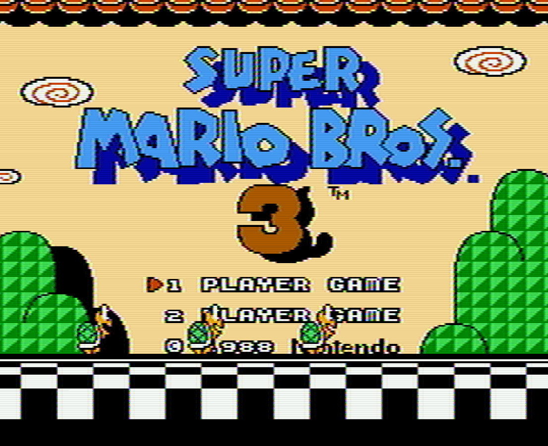 Game Review: Super Mario Bros. 3 (NES)
