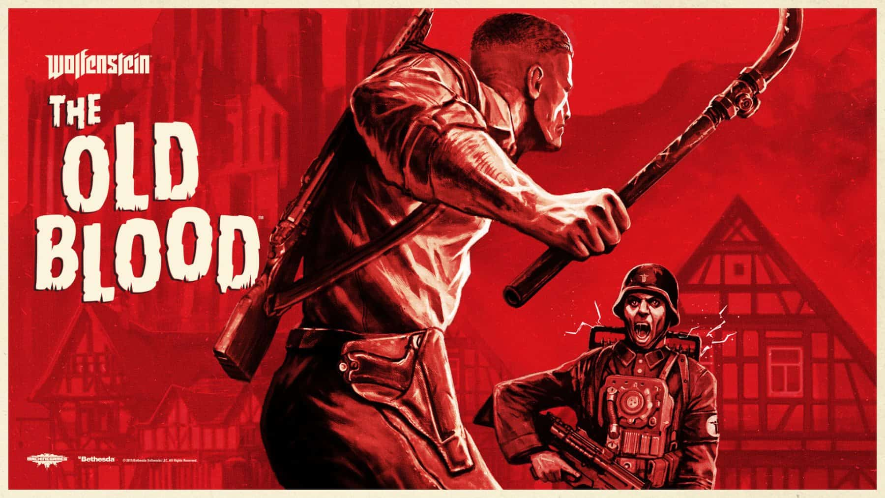 Game Review: Wolfenstein: The Old Blood (Xbox One)