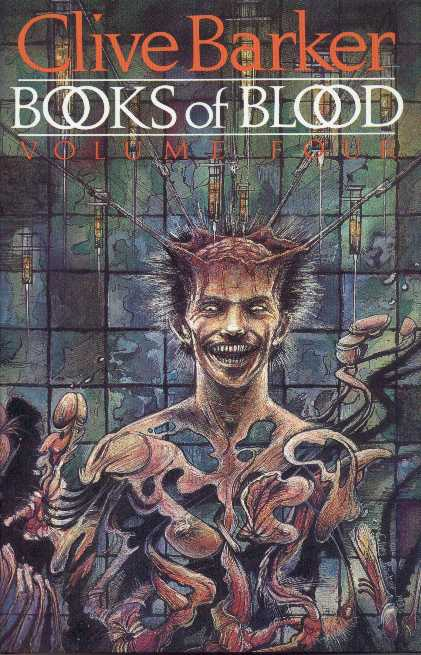 Horror Book Review: Books of Blood – Volume Four (Clive Barker)