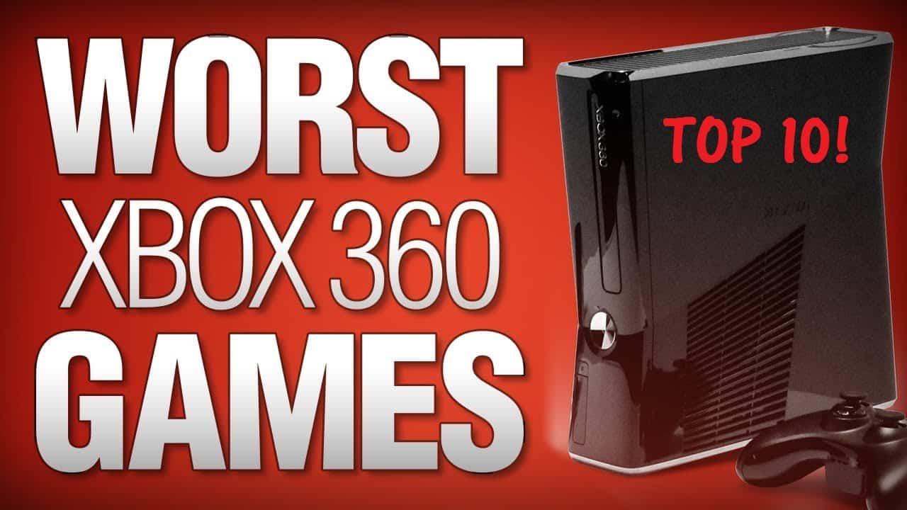 Top 10 Worst Xbox 360 Games