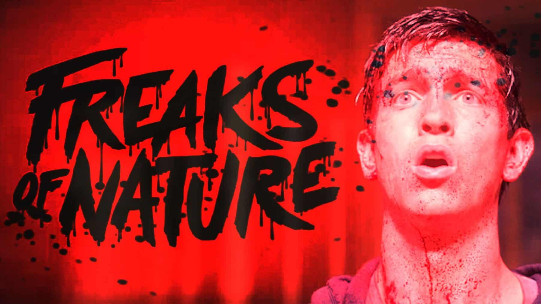 Horror Movie Review: Freaks of Nature (2015)