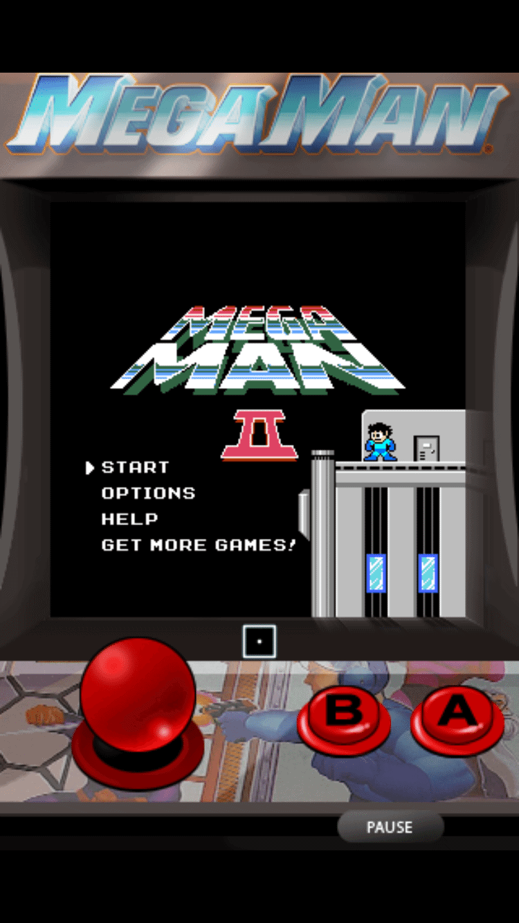 Game Review: Mega Man 2 (Mobile)
