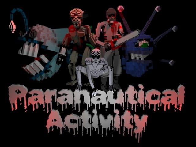 Game Review: Paranautical Activity (Xbox One)