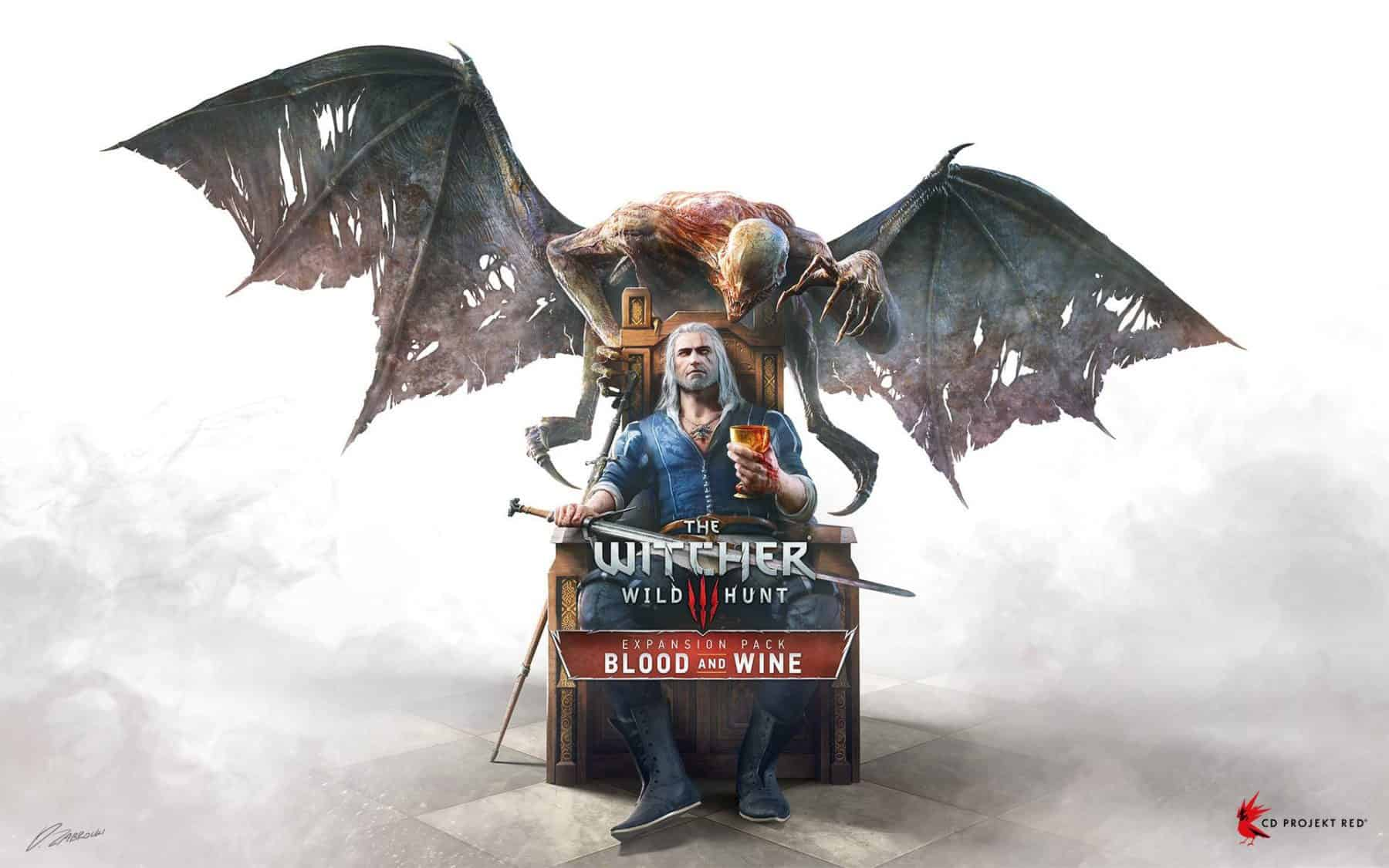 DLC Review: The Witcher 3: The Wild Hunt – Hearts of Stone & Blood and Wine (Xbox One)