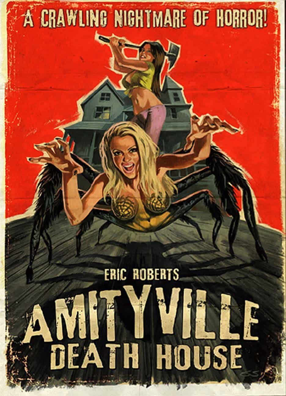 Horror Movie Review: Amityville Death House (2015)