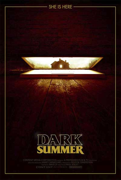 Horror Movie Review: Dark Summer (2015)