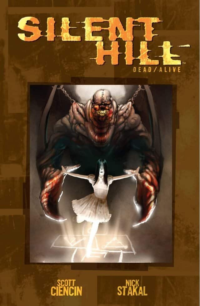 Comic Book Review: Silent Hill – Dead/Alive