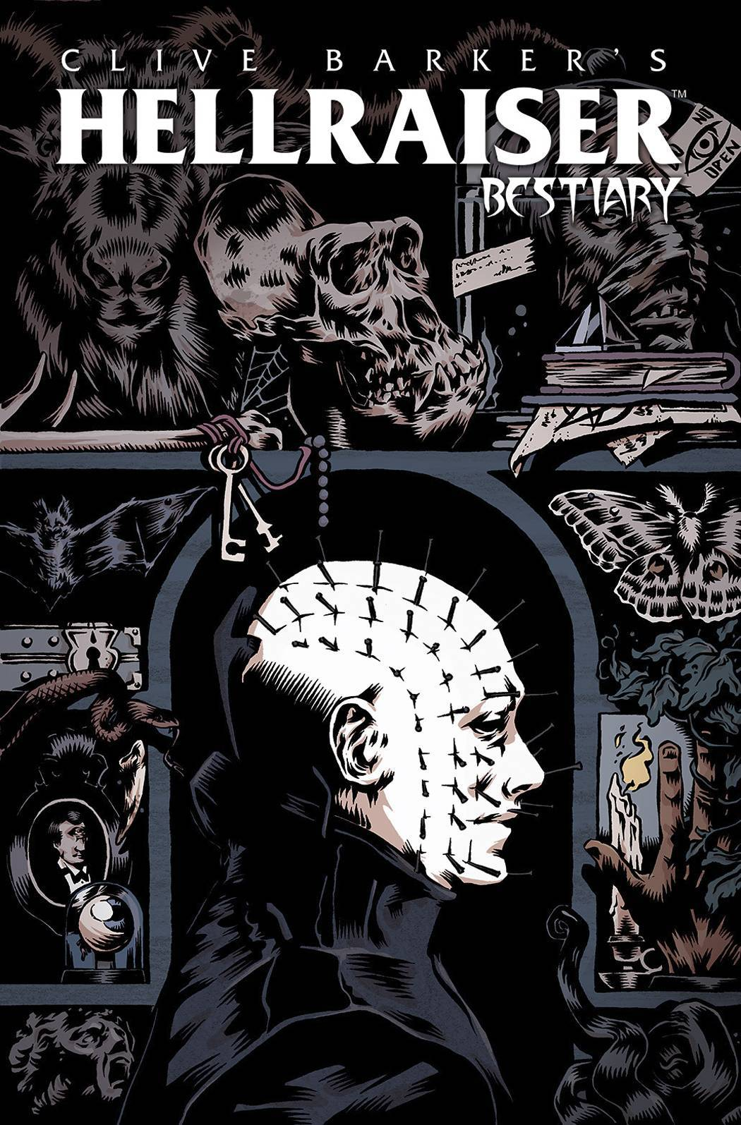 Comic Book Review: Hellraiser – Bestiary