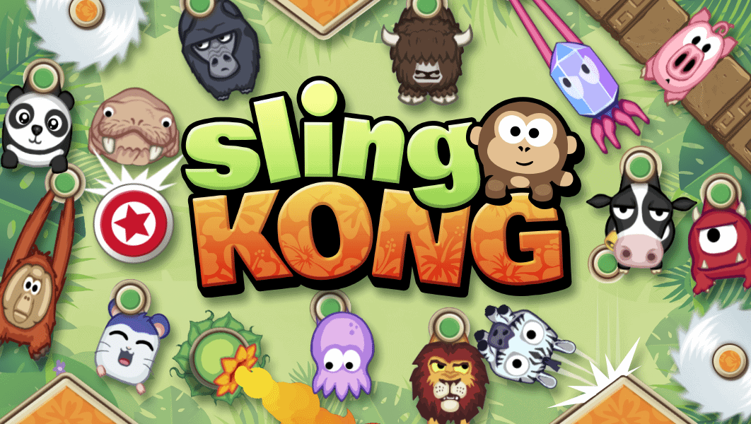 Game Review: Sling Kong (Mobile – Free to Play)