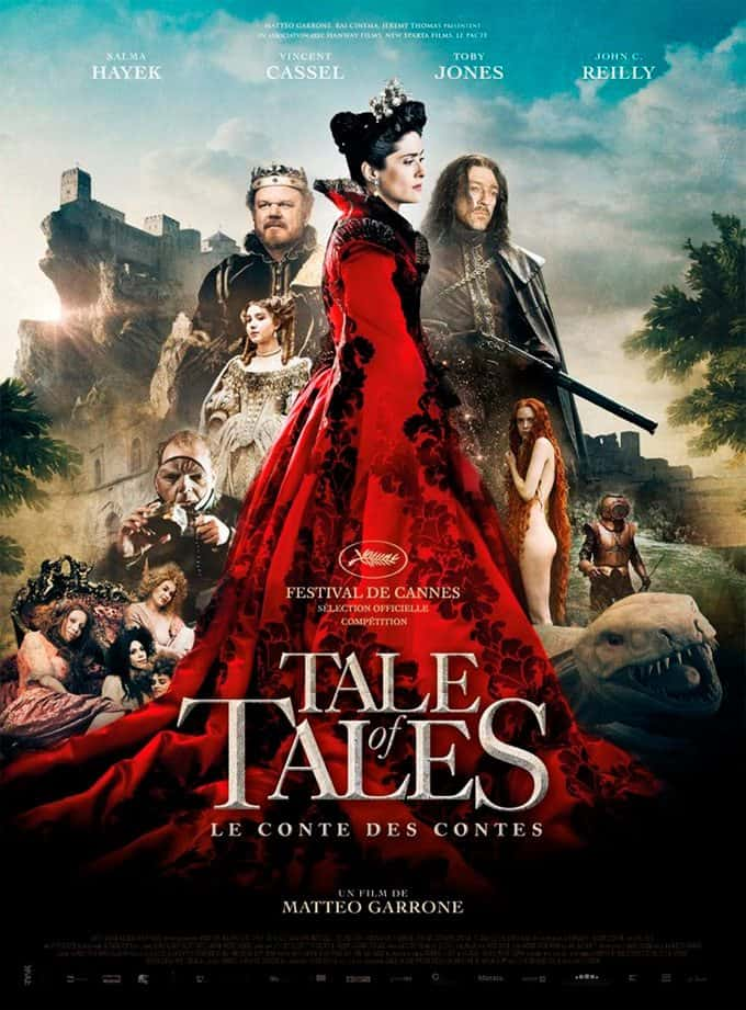 Horror Movie Review: Tale of Tales (2015)