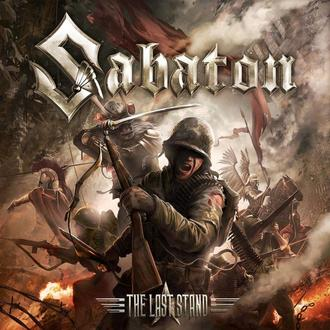 Album Review: Sabaton  – The Last Stand (Nuclear Blast)
